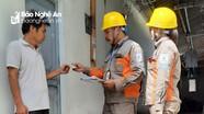 Điện lực Nghệ An tăng cường kiểm tra và xử lý các hành vi vi phạm sử dụng điện