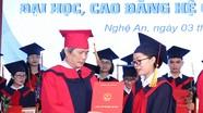 Trường Đại học Y khoa Vinh: 649 sinh viên đại học, cao đẳng hệ chính quy được trao Bằng tốt nghiệp