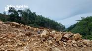 Báo Nghệ An phản hồi công văn của UBND huyện Quỳ Hợp về vụ khai thác trái phép tại xã Châu Hồng