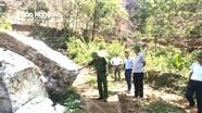 Phản ánh tình trạng khai thác trái phép quặng đá ở xã Châu Hồng của Báo Nghệ An là chính xác!