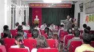 Trưởng ban Nội chính Tỉnh ủy dự sinh hoạt chi bộ cơ sở tại huyện Yên Thành