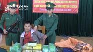 Nghệ An: Bắt đối tượng vận chuyển 50.000 viên ma túy tổng hợp và 6 kg ma túy đá