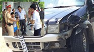 Tài xế ô tô 7 chỗ gây tai nạn trên Quốc lộ 48 có nồng độ cồn trong khí thở