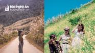 Check-in giữa cảnh sắc tuyệt đẹp ở miền biên viễn Nghệ An