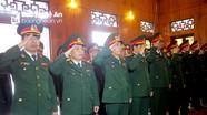 Bộ CHQS và Bộ chỉ huy BĐBP tỉnh dâng hoa, tưởng nhớ Chủ tịch Hồ Chí Minh và các anh hùng liệt sỹ