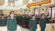 Trang trọng Lễ chào cờ đầu Xuân Canh Tý 2020 của Bộ CHQS tỉnh Nghệ An