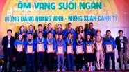 Tôn vinh 20 đảng viên trẻ tiêu biểu ở Con Cuông