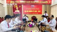 Đại hội Chi bộ Phòng Tổ chức cán bộ Ban Tổ chức Tỉnh ủy, nhiệm kỳ 2020-2022