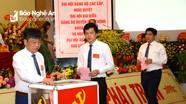38 đồng chí được bầu vào Ban Chấp hành Đảng bộ huyện Con Cuông nhiệm kỳ 2020 - 2025