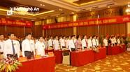 Khai mạc Đại hội đại biểu Đảng bộ huyện Con Cuông lần thứ XXVII, nhiệm kỳ 2020 – 2025