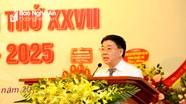 Phó Bí thư Tỉnh ủy Nguyễn Văn Thông chỉ đạo 6 nhóm vấn đề trọng tâm với huyện Con Cuông