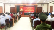 Nghệ An khai mạc thi nâng ngạch cán bộ cơ quan Đảng, MTTQ và các tổ chức chính trị - xã hội