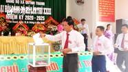 Đảng bộ xã Quỳnh Thanh (Quỳnh Lưu) tổ chức đại hội lần thứ XXIII, nhiệm kỳ 2020-2025