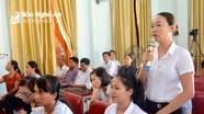 Tâm tư, nguyện vọng của cử tri gửi đến kỳ họp thứ 15, HĐND tỉnh khóa XVII