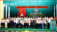 Phiên chính thức Đại hội đại biểu Đảng bộ huyện Đô Lương lần thứ XXI, nhiệm kỳ 2020-2025