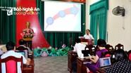 Đảng ủy Khối các cơ quan tỉnh kiểm tra, sát hạch công chức năm 2020