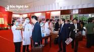 Những hình ảnh ấn tượng tại Đại hội Đảng bộ tỉnh Nghệ An nhiệm kỳ 2020 - 2025