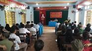 Đại biểu HĐND tỉnh tiếp xúc cử tri tại Nghĩa Đàn và Quỳ Hợp
