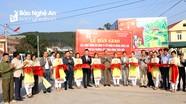 Công ty CP Xi măng Sông Lam: Lan tỏa tinh thần vì cộng đồng