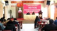 Ban Tuyên giáo Tỉnh ủy tổng kết công tác xây dựng Đảng năm 2020