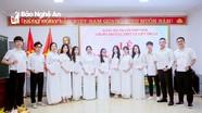 Hơn 56% đảng viên mới kết nạp ở Nghệ An là nữ