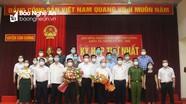 Bầu các chức danh chủ chốt HĐND, UBND huyện Con Cuông