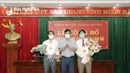 Bổ nhiệm tân Chánh Văn phòng HĐND-UBND huyện Tương Dương