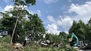 Thái Hòa thực hiện cưỡng chế thu hồi đất bàn giao mặt bằng cho đơn vị thi công