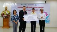 Phẫu thuật nụ cười tại Nghệ An cho 130 trẻ khuyết tật