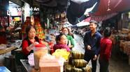 Nghệ An: Nhiều chợ đầu mối còn chủ quan trong phòng chống dịch Covid-19