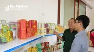 Thành phố Vinh cần ưu tiên phát triển các sản phẩm OCOP