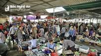 Chợ cá Nghi Thủy hút khách du lịch