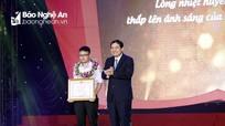 Nghệ An tuyên dương 110 học sinh đạt giải quốc tế, quốc gia và học sinh đạt điểm cao