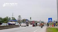 """Ngã tư """"tử thần"""" trên Quốc lộ 1A ở Nghệ An"""