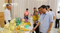 Nghệ An: Xây dựng 30 dự án kết nối cung - cầu sản phẩm nông nghiệp sạch