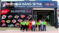 Nhà hàng SEOUL - thiên đường ẩm thực Hàn Quốc giữa lòng thành Vinh