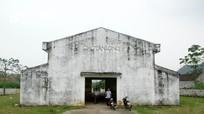 Chợ tiền tỷ ở Nghệ An biến thành nơi chăn bò