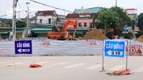 Sự cố cầu Bưu điện ở Vinh sẽ được khắc phục trước Tết Dương lịch