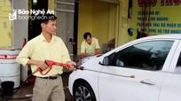Nghệ An: Dịch vụ cho thuê xe 'cháy hàng' dịp nghỉ lễ