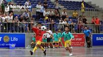 Hạ đương kim Vô địch Yên Thành, NĐ Quỳ Hợp lần đầu góp mặt tại chung kết
