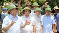 Trưởng ban Tổ chức Trung ương yêu cầu bằng mọi cách dập tắt lửa rừng tại Hà Tĩnh trong ngày 30/6