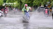 Thời tiết ngày 04/07: Nghệ An tiếp tục có mưa to
