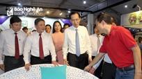 200 gian hàng tham gia Tuần lễ giới thiệu sản phẩm doanh nghiệp TP. Hồ Chí Minh và Nghệ An