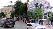 Lắp đặt đèn tín hiệu giao thông tại các 'ngã tư tử thần' thành phố Vinh