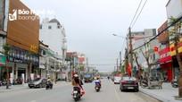 'Sốt' đất phố đi bộ ở thành phố Vinh