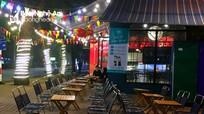 Nhà hàng, quán xá thành Vinh vắng vẻ vì lo ngại dịch bệnh