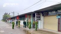 Đến lượt điểm mại dâm tại bãi biển Diễn Thành (Diễn Châu) bị triệt xóa