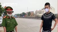 Đi câu cá trong dịp cách ly toàn xã hội, nam thanh niên ở Nghệ An bị phạt 200 ngàn đồng