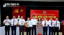 Đại hội Đảng bộ Sở Công Thương Nghệ An lần thứ III, nhiệm kỳ 2020-2025