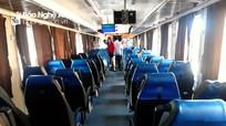 Nghệ An: Khách đi tàu xe giảm mạnh do dịch Covid-19